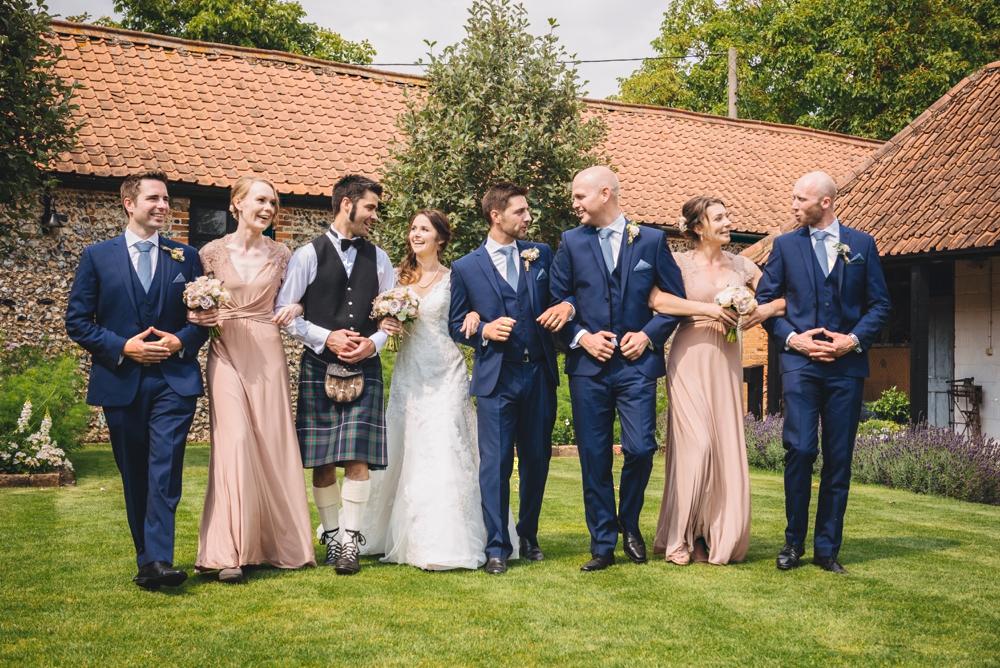 Wedding_Party_The_Granary_Barns_Estates