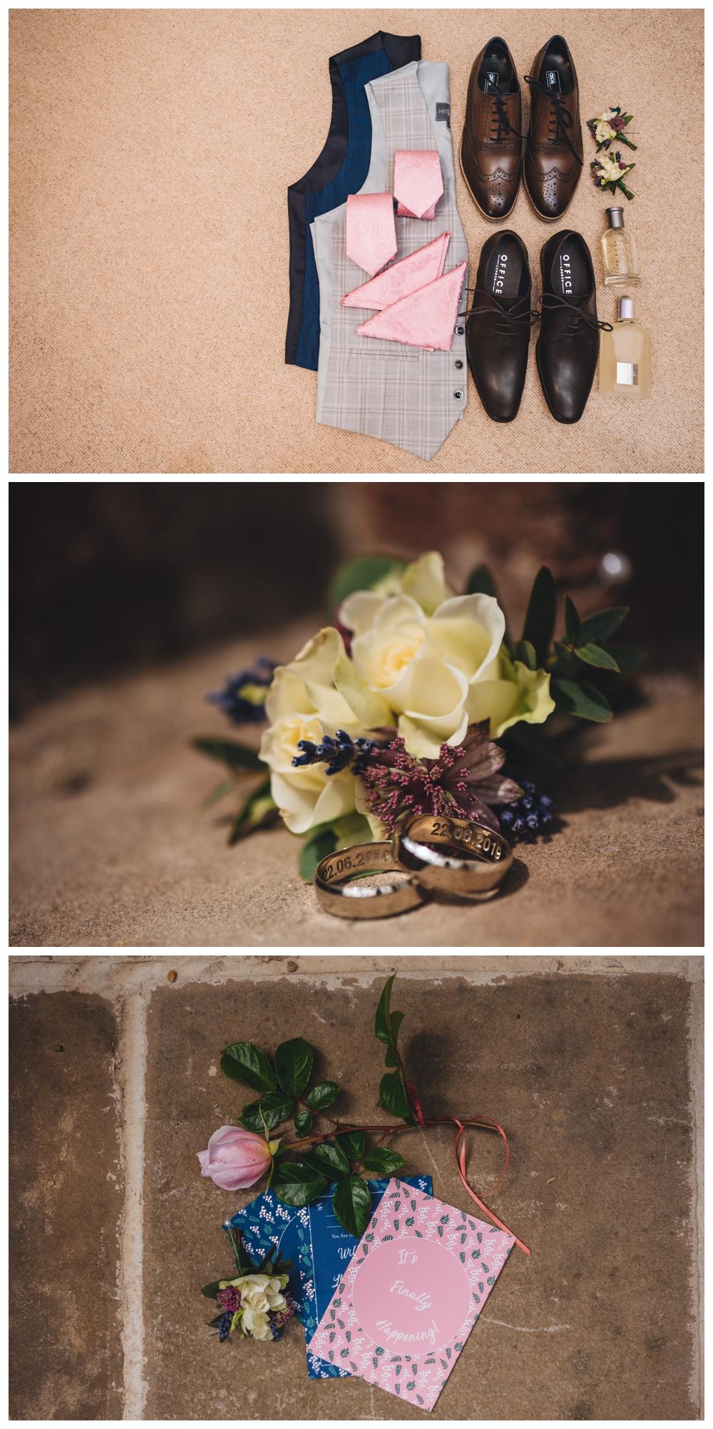 Detail Shots, Wedding Rings