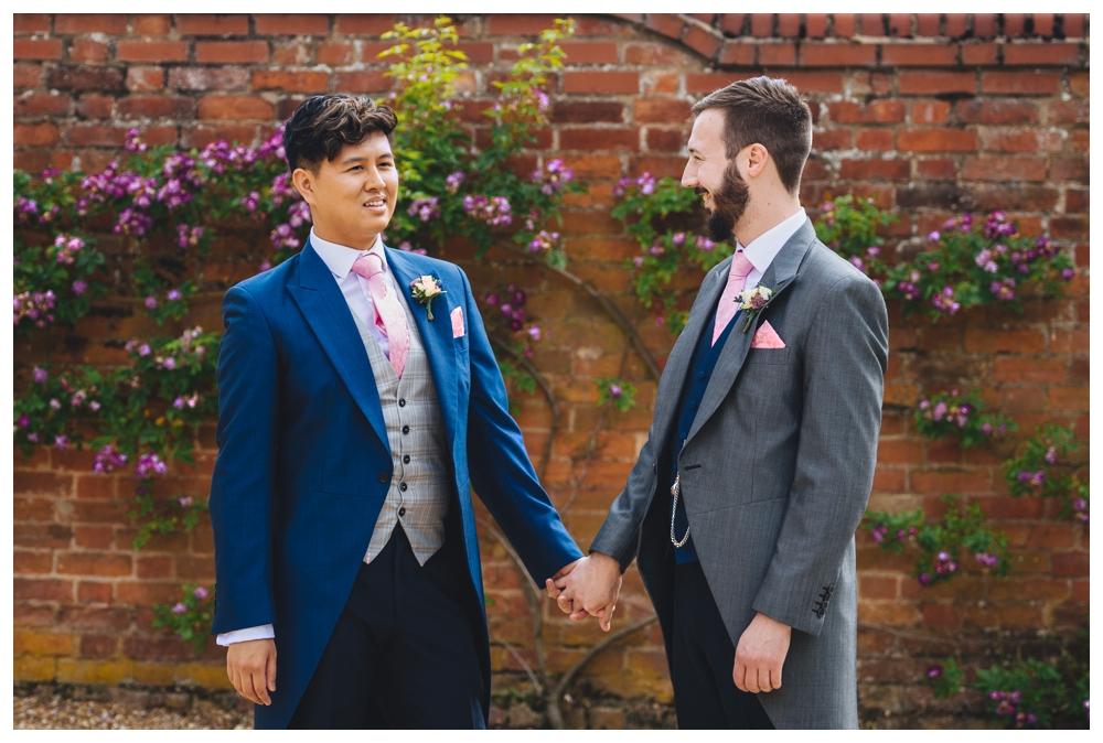 Grooms Pre Wedding Ceremony