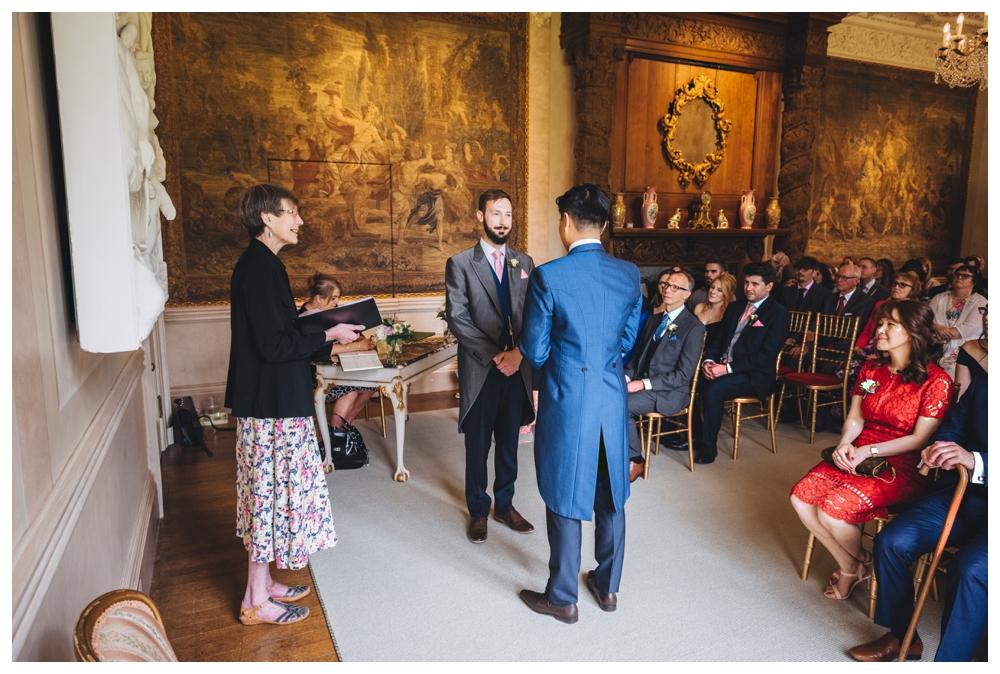Vows Wedding Ceremony