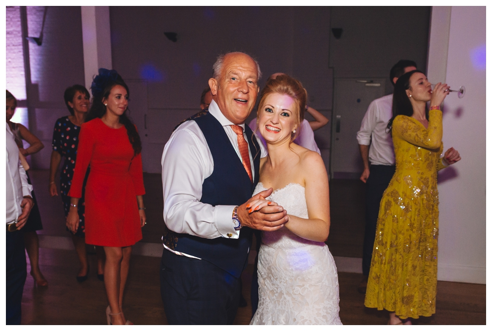 Bride and Father of the Bride Dance Floor
