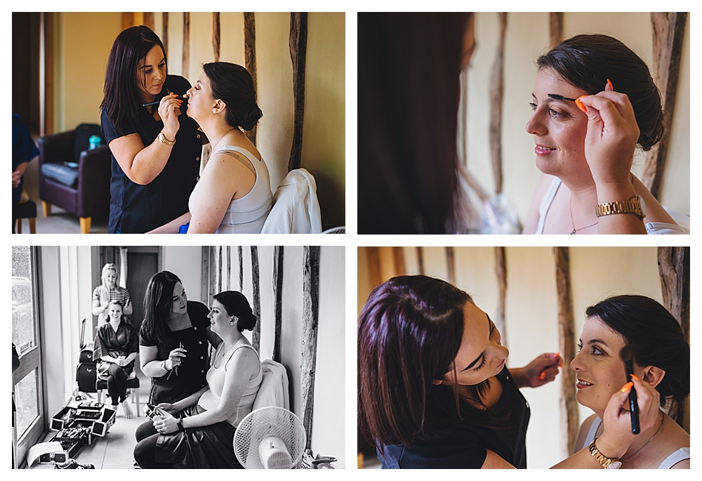 Bridal Make Up Bridal Preparations