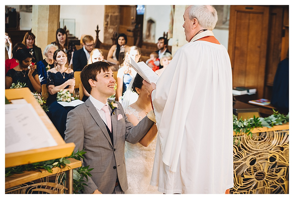 Marriage Ceremony Blessing All Saints Church